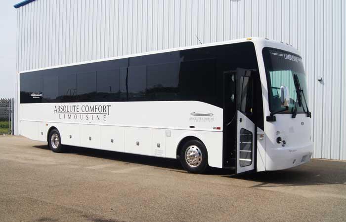 40 Passenger Bus