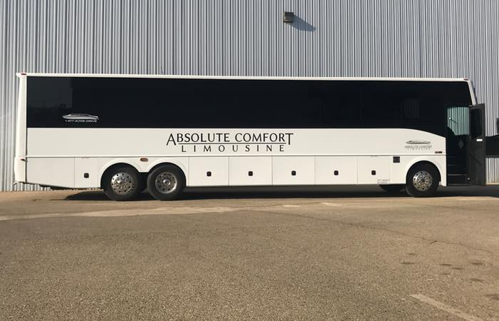 50 Passenger Bus